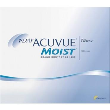 1-day Acuvue Moist (180) kontaktlinser from www.interlinser.dk