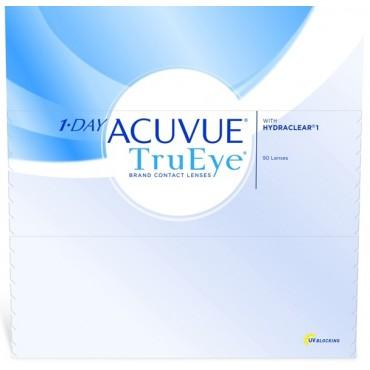 1-day Acuvue TruEye (90) kontaktlinser from www.interlinser.dk