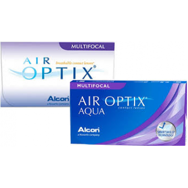 Air Optix Aqua Multifocal (6) kontaktlinser from www.interlinser.dk