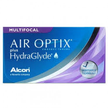 Air Optix Plus HydraGlyde Multifocal (3) kontaktlinser from www.interlinser.dk