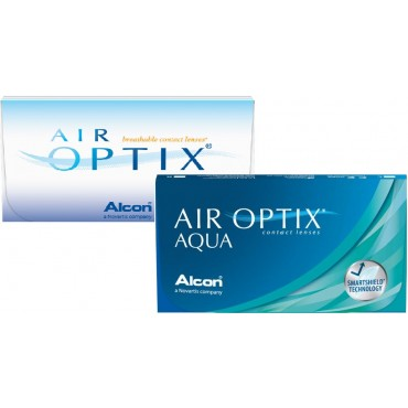Air Optix Aqua (3) kontaktlinser from www.interlinser.dk