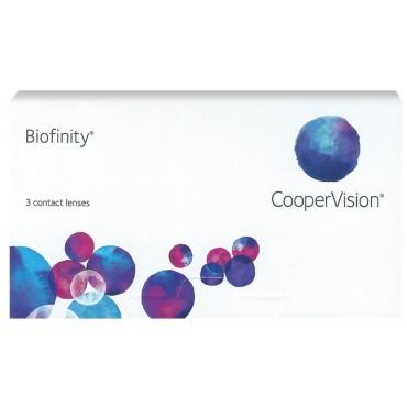 Biofinity (3) kontaktlinser from www.interlinser.dk