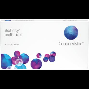 Biofinity Multifocal (6) kontaktlinser from www.interlinser.dk