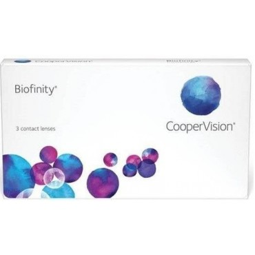 Biofinity Toric (3) kontaktlinser from www.interlinser.dk