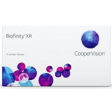 Biofinity XR (3) kontaktlinser from www.interlinser.dk