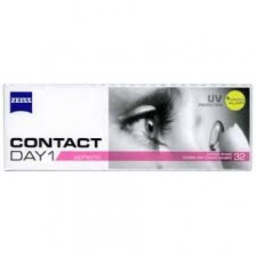 Contact Day 1 (8) kontaktlinser from www.interlinser.dk