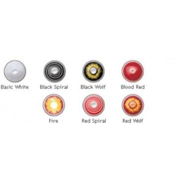 Crazy Lenses  kontaktlinser from www.interlinser.dk