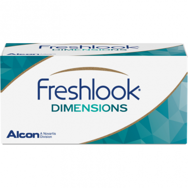 Freshlook Dimensions  kontaktlinser from www.interlinser.dk