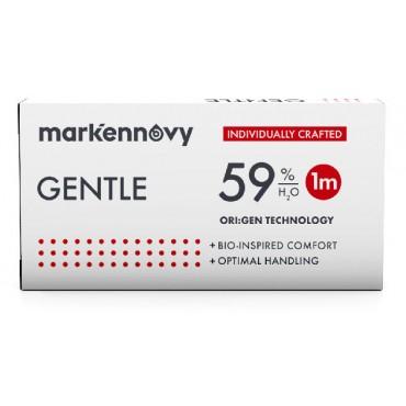 Gentle 59 Multifocal (6) kontaktlinser from www.interlinser.dk