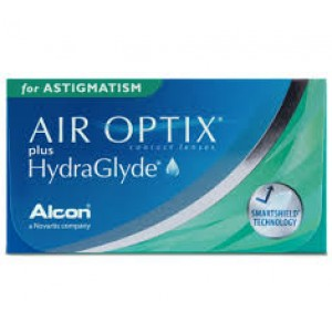 Air Optix Hydraglyde for astigmatism